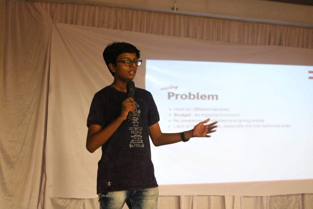 Hitharth Sheth - Solving social problems through Entrepreneurship - FamPay Image 1